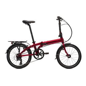 """tern Link C8 - Vélo pliant - 20"""" DR rouge/noir"""